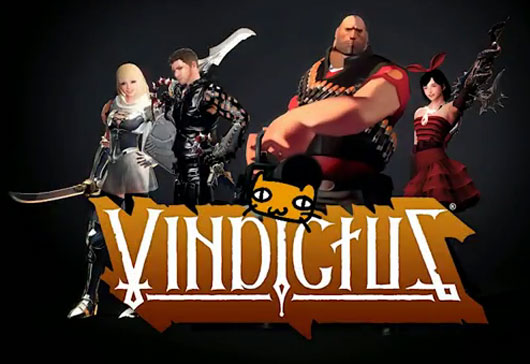 Vindictus (Mabinogi Heroes) – Meet the Heavy