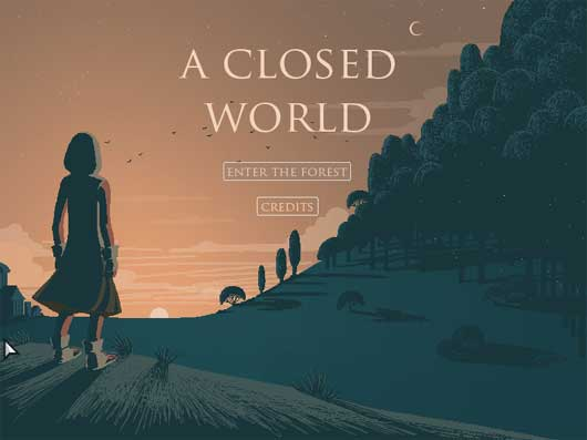 A Closed World