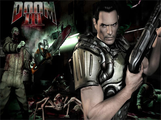 The Doom 3 Source Code