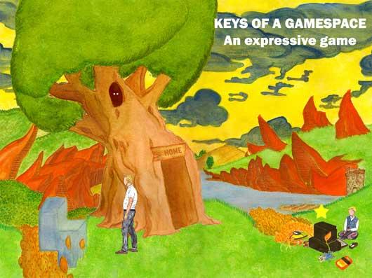 Keys of a Gamespace