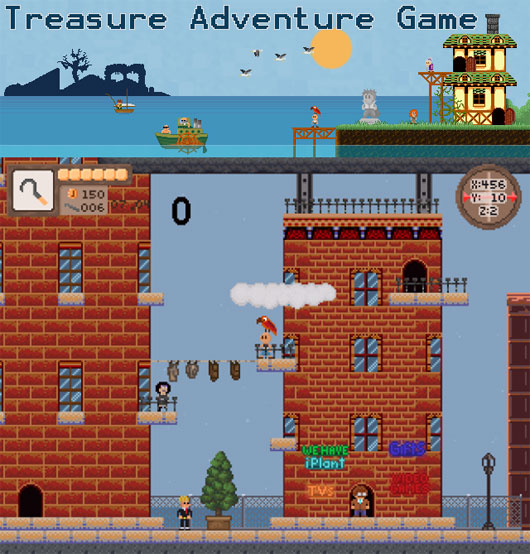 Treasure Adventure Game v1.0.1