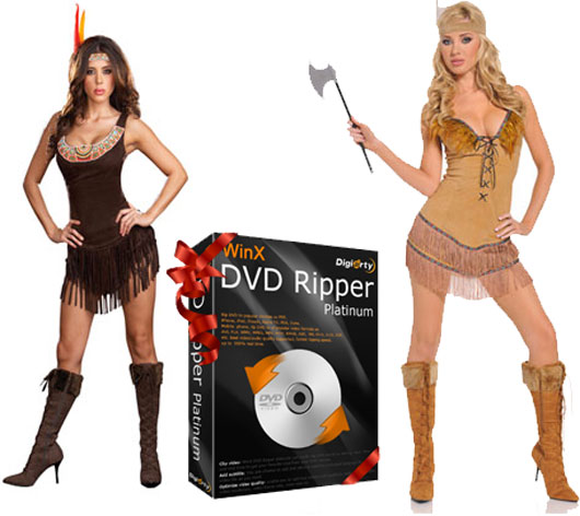 WinX DVD Ripper Platinum Thanksgiving Edition Giveaway