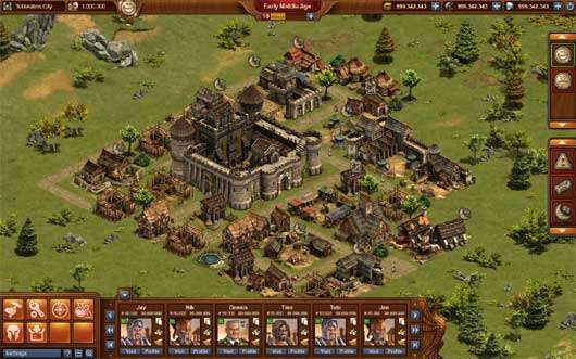 Forge of Empires (mobile)