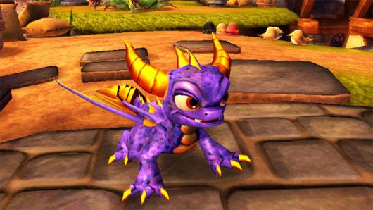 SkyLander Spyro's Universe