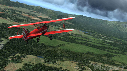 Microsoft Flight is available to download and play