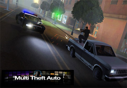 Multi Theft Auto: San Andreas v1.3