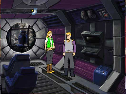 SPACE QUEST: Vohaul Strikes Back!