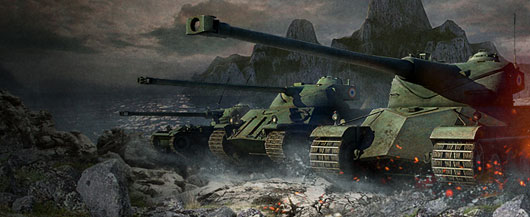 World of Tanks – the French Are on the Way!