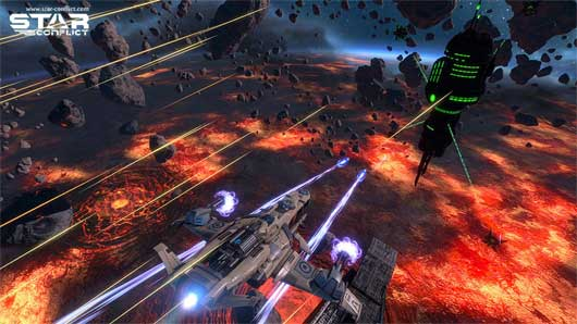 Star Conflict Beta