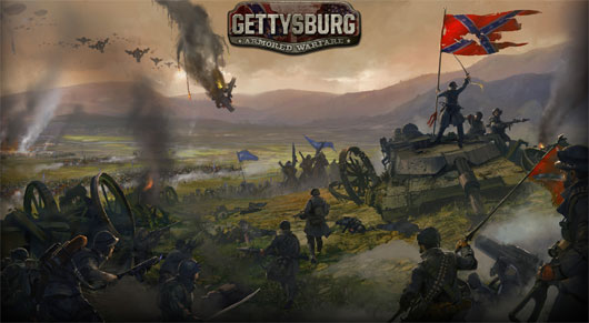 Gettysburg: Armored Warfare