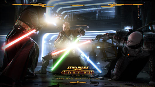 Star Wars: The Old Republic Free-to-Play Until Level 15