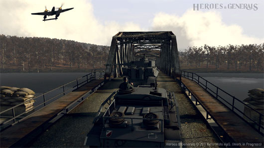 Heroes and Generals Open Beta