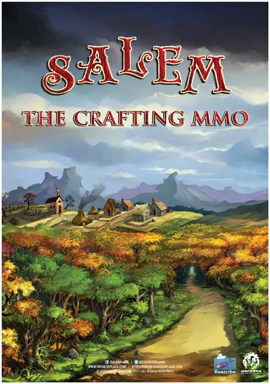 SALEM is in Open Beta