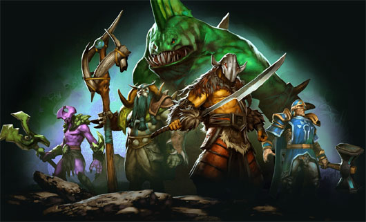 DOTA 2 Will Be Free to Play