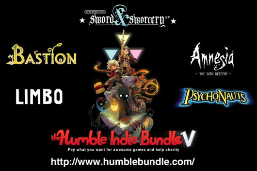 Humble Indie Bundle 5