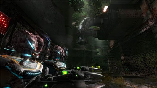 Alien Arena: Reloaded Edition v7.60