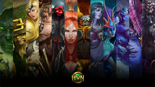 Heroes of Newerth Give All Players All Heroes for Free