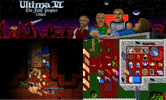 ULTIMA VI ONLINE