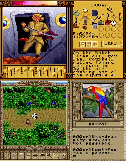 Ultima Worlds 1 and 2 free on GoG