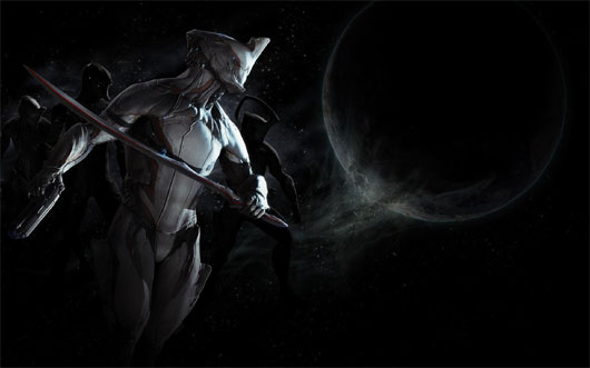 WarFrame Debut Trailer