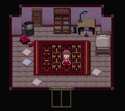 Yume Nikki (Dream Diary)