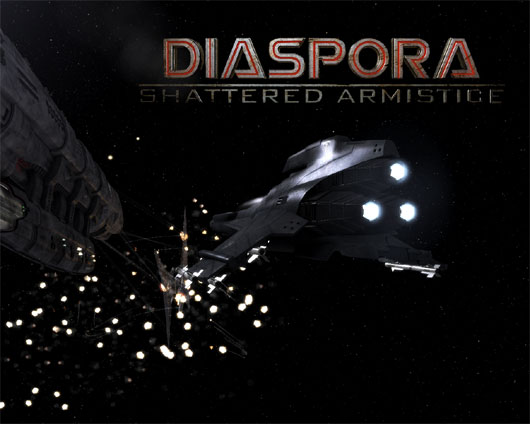 Battlestar Galactica &#8211; Diaspora: Shattered Armistice