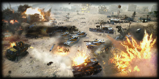 Command and Conquer Generals 2 will be free!