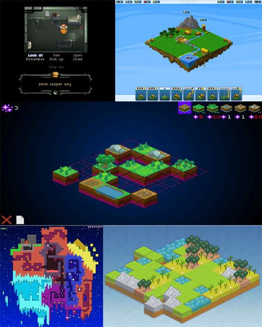 Ludum Dare 23 Gamepack