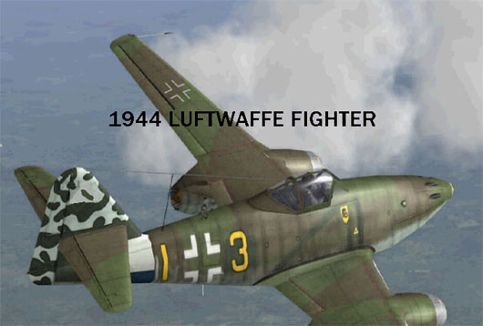 1944 LuftWaffe Fighter