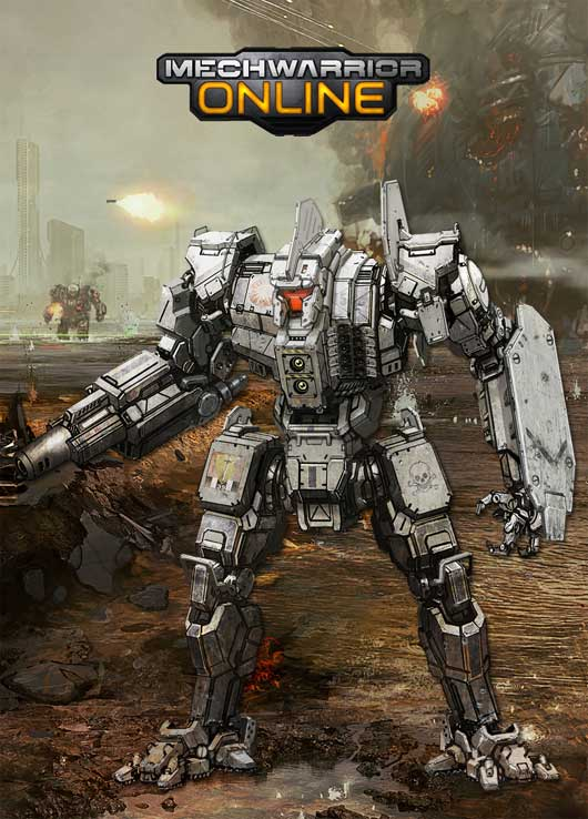 MechWarrior Online The Battle begins!