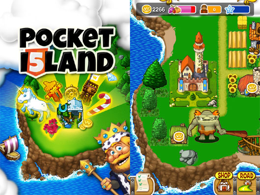 Wooga Pocket Island Open Source