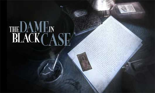 Dame in Black Case Episode 1