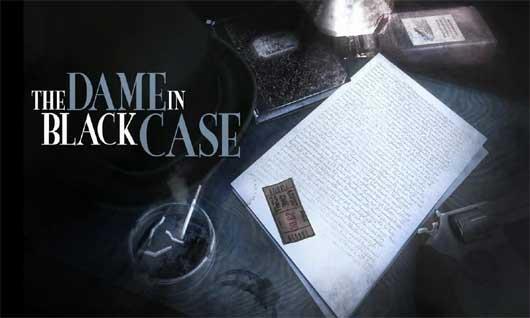 Dame in Black Case Episode 1