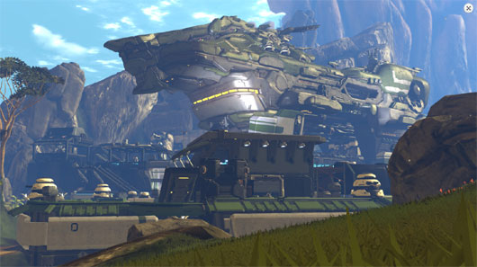 Firefall Open Beta on July 9th, 2013