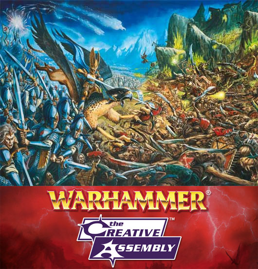 WarHammer Fantasy and Total War!