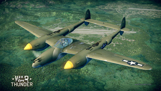 War Thunder Open Beta