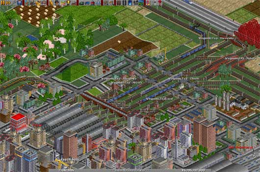 Play Transport Tycoon Deluxe in your browser