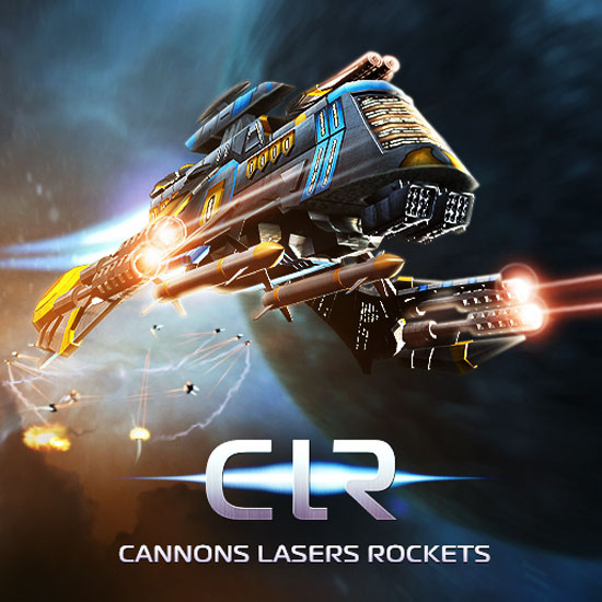 Cannons Lasers Rockets trailer