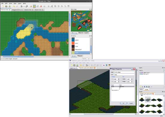 Download tiled map editor