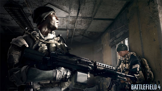 BattleField 4 Announce trailer