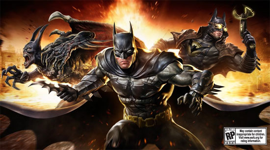 Infinite Crisis Announced