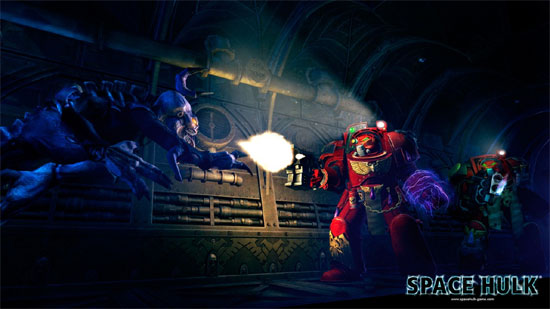 Space Hulk Gameplay Video