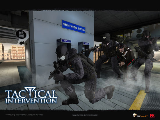 Tactical Intervention launch on Steam the 21st of August