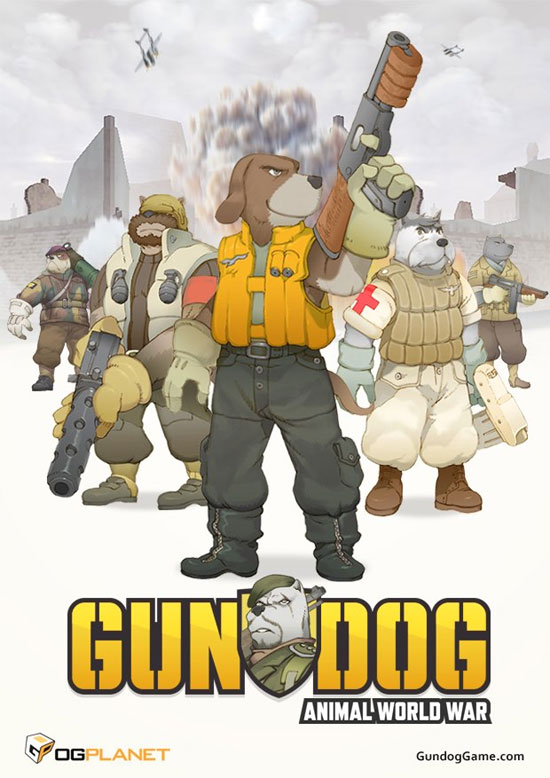 GunDog &#8211; Animal World War