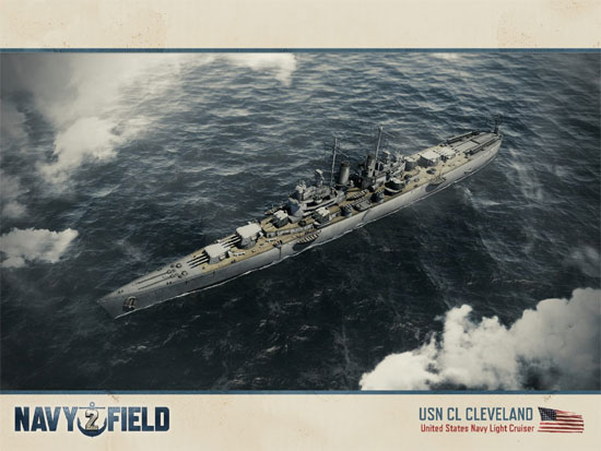 Navy Field 2 Open Beta