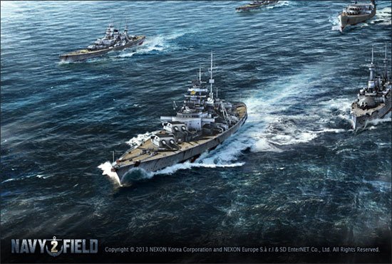 The developers talk about NavyField 2