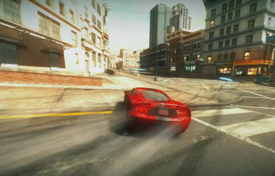 RIDGE RACER DRIFTOPIA (Closed Beta)