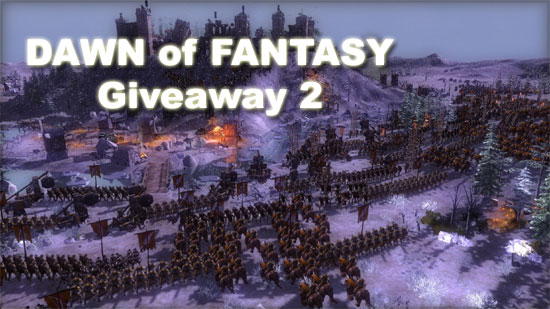 Dawn of Fantasy Giveaway 2 &#8211; Sent Cdkeys