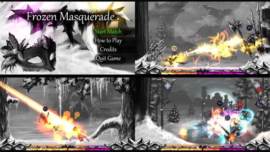 Frozen Masquerade