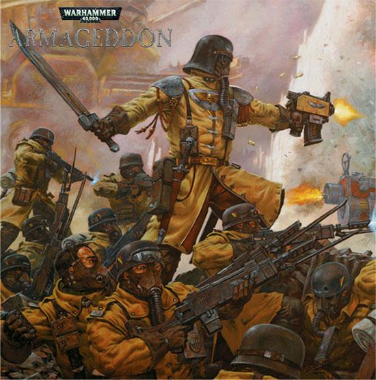 Warhammer 40,000: Armageddon Announced!
